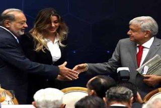 La jugarreta del chavista López Obrador para conseguir una histórica reconciliación con el magnate Carlos Slim