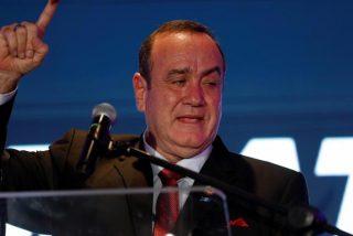 El centroderechista Alejandro Giammattei gana las elecciones en Guatemala y será el nuevo presidente
