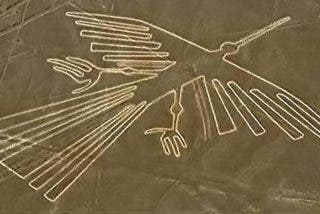 Los mensajes extraterrestres de Nazca en Perú