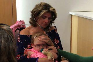 Vídeo: Madre escucha en otro bebé latir el corazón de su hijo fallecido