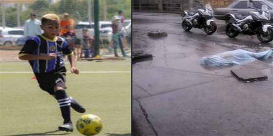 Asesinan a tiros a una promesa futbolística de 10 años en la Venezuela chavista