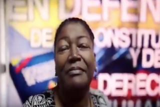 """Una profesora le 'canta las 40' al ministro chavista de Educación: """"canalla, rata y explotador"""""""