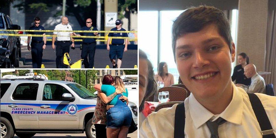 El desafortunado obituario que publicó la familia del autor del tiroteo en Dayton