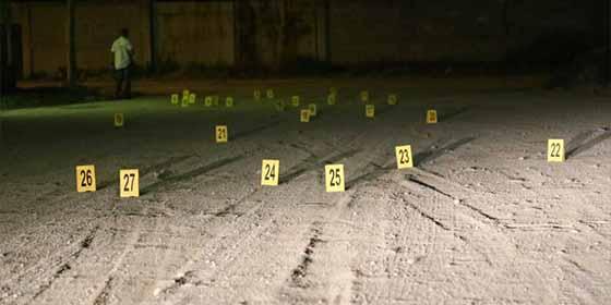 El 'Cartel de Sinaloa' acaba a tiros una fiesta infantil y deja a tres niñas como un colador