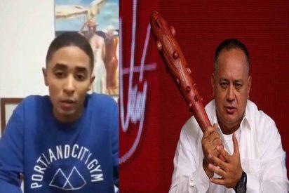 Los crudos detalles de la tortura sufrida por el hijo del ingeniero perseguido por Diosdado Cabello