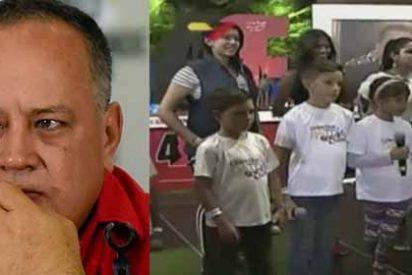 """""""Colectivo Patria Nueva"""": La banda de niños utilizada por Diosdado Cabello para hacer apología del delito"""