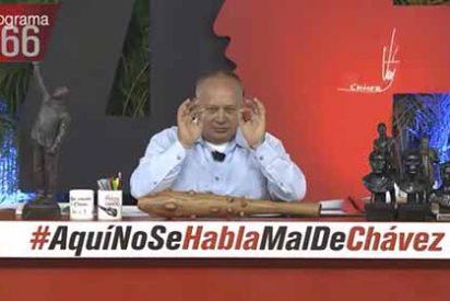 """El lado más siniestro del narco Cabello y su odio a Guaidó: """"La cara de nosotros es de alegría porque los vamos a... se van a acordar de mí"""""""