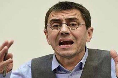 "Disgusto por la presencia de Monedero en otro país de América Latina: ""País que tocas, país que hundes"""