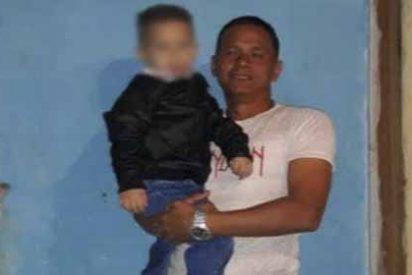 """El FAES asesinó a """"el profe"""" que eseñaba a su bebé a manipular armas y le inculcaba aniquilar policías chavistas"""