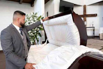 Emigró de México a EEUU y rápidamente se dio cuenta de cuál era el negocio: Una exitosa funeraria