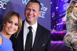 """Jennifer López y Alex Rodríguez en un """"romántico"""" paseo de camello y salen los de Instagram: """"Vaya recostón"""""""