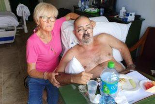 Pesadilla en Punta Cana: Español sufre un accidente y queda atrapado en el hospital tras no poder pagar la factura