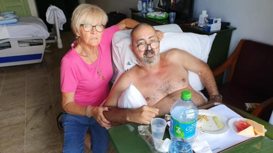 Pesadilla en Punta Cana: el terror de un turista español atrapado en el hospital por no poder pagar la factura