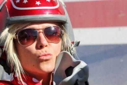 Conmoción por Jessi Combs: Quería romper un record y falleció en un accidente a más de 600 Km/h