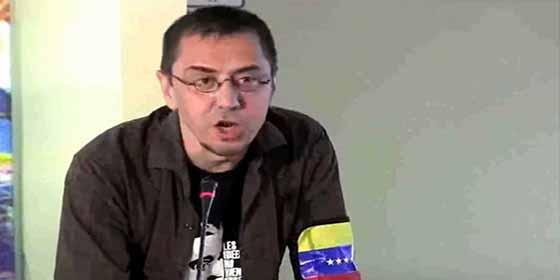 """Le dan una 'paliza' al chavista Monedero por fingir amnesia al exaltar sus políticos favoritos en Suramérica: """"Mentiroso compulsivo, psicópata de la tergiversación"""""""