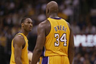 Kobe rememora sus tensiones con Shaquille entre críticas y O'Neal le envía un zasca por redes sociales