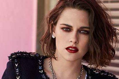Captan a Kristen Stewart sin ropa interior y se le vieron los 'crepúsculos'