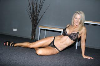 La 'abuela fit': Tiene 63 años y tiene mejor cuerpo que tu novia