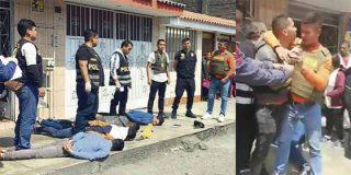 Momento de pánico en Perú: El robo con amenaza de granada de la sanguinaria banda venezolana 'Los Malditos del Tren de Aragua'
