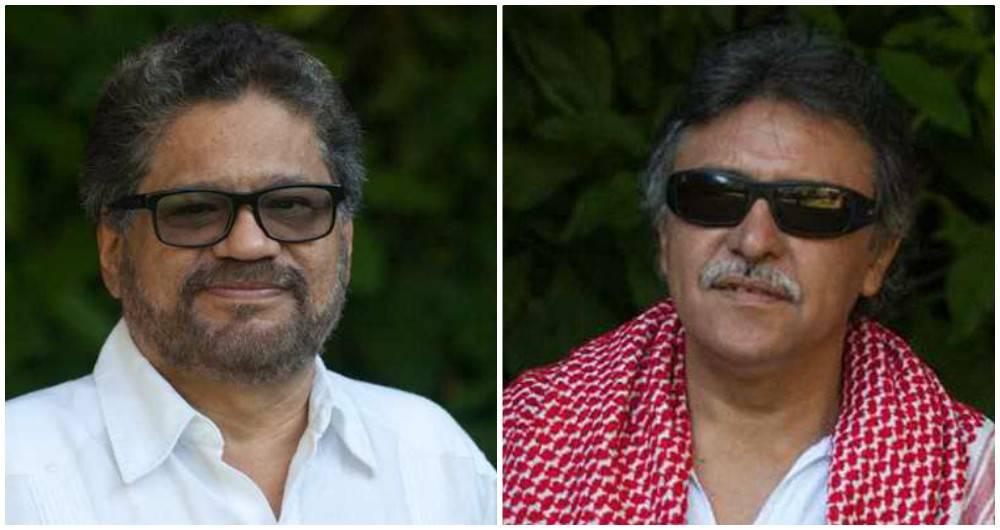 """Quiénes son Iván Márquez, Jesús Santrich y """"El Paisa"""", los narcoterroristas de las FARC que regresan al crimen"""