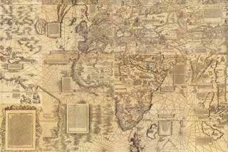 ¿Por qué en un mapa de 1516 se llama Cuba al territorio de Estados Unidos?