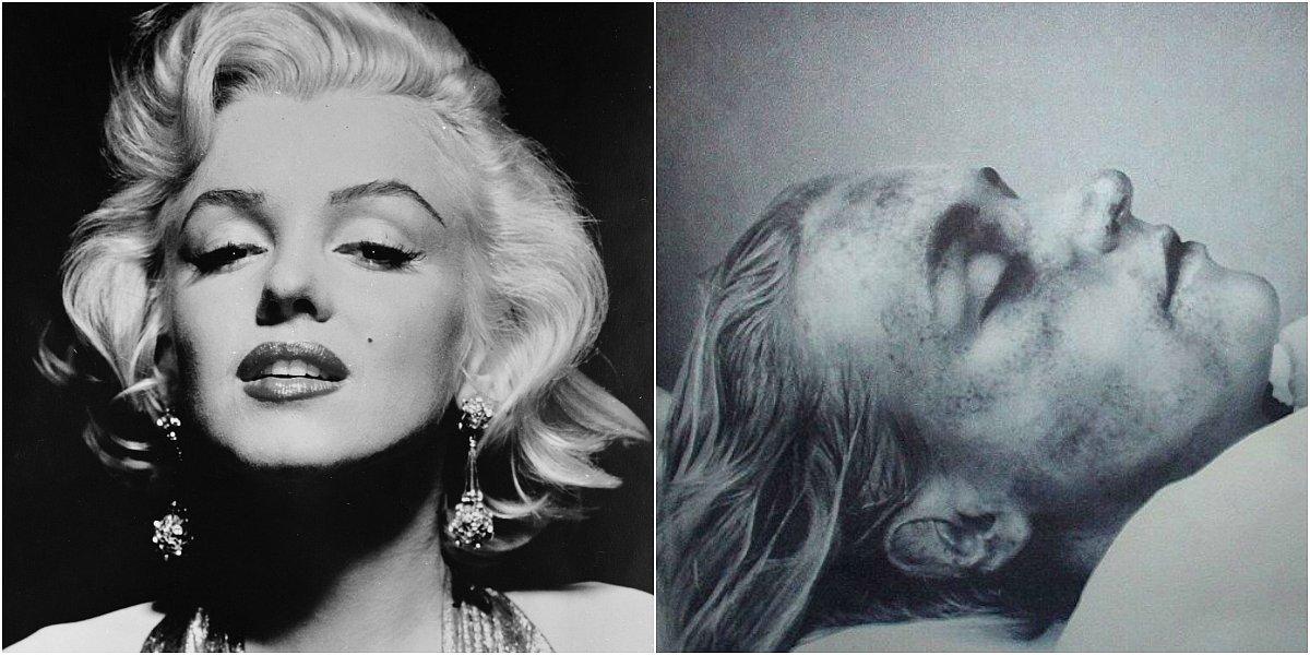 Las duras imágenes del cadáver de Marilyn Monroe y el audaz fotógrafo que las tomó