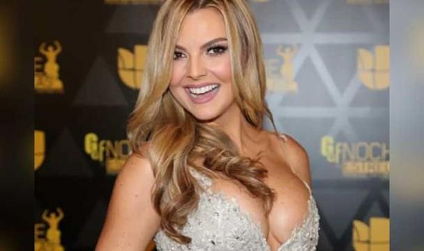 La actriz venezolana Marjorie de Sousa causó furor en las redes con un bikinazo en la playa