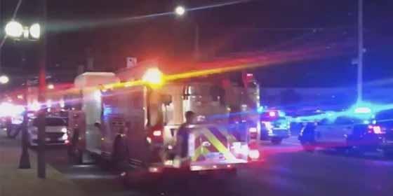 Otro tiroteo en EEUU: Al menos diez muertos, incluido el autor, y 16 heridos