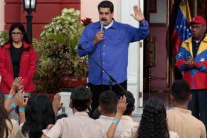 Odio comunista: El discurso a lo Podemos de un estudiante de educación media adoctrinado por el régimen de Maduro