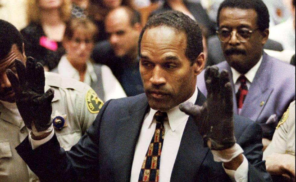 Las brutales imágenes de la escena del crimen en el caso OJ Simpson