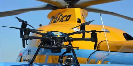 La DGT no va a fallar este verano: de drones a furgonetas y todo con lo que puede multarte