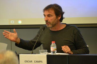 """Oscar Camps arremete contra Rubén Pulido por """"asesorar"""" a Salvini y lo zarandean en Twitter: """"Asesorar al chavismo si le parece bien"""""""