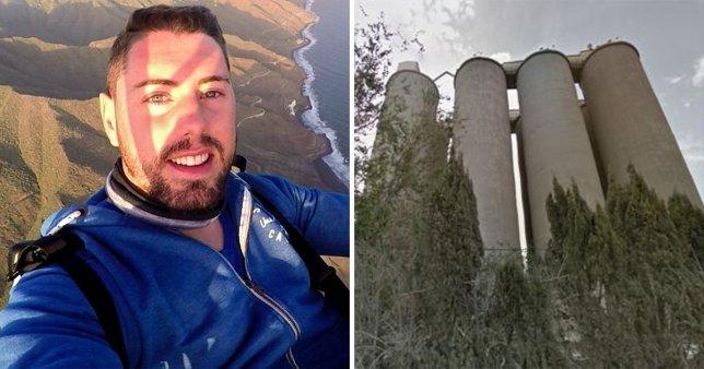 Muere el youtuber Rubén Carbonell tras fallar su paracaídas en un salto base