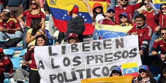 El dictador Nicolás Maduro mantiene 528 presos políticos