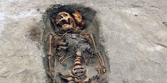 Y critican la conquista española: Arqueólogos descubren en Perú el 'mayor sacrificio masivo de niños' en la Historia