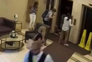 Vídeo: El terrible instante en que un hombre muere aplastado por un ascensor en Nueva York