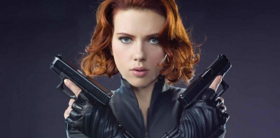 La 'Viuda Negra' sostiene a Scarlett Johansson como la actriz mejor pagada de Hollywood