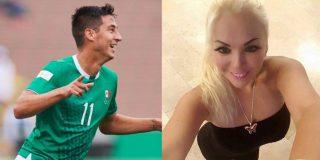 Shirley Cherres, la modelo peruana que afirmó tener un affaire con el futbolista Mauro Laínez