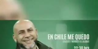 Funcionario chavista escapa de la 'revolución bolivariana' para ser conductor de televisión en Chile