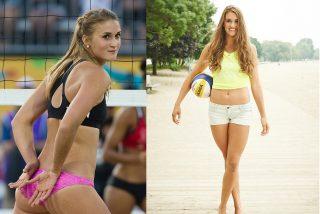 Esta es la jugadora de voleibol más hermosa del mundo