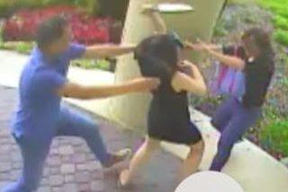 Ataca con un cuchillo a su esposo y cuñada, pero sólo ella sale lastimada
