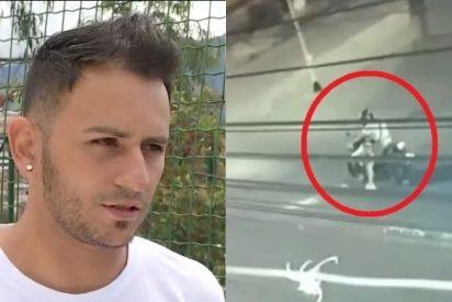 Colombia en 'shock' por un doble homicidio: Un cantante popular mata al asesino de su esposa durante un atraco
