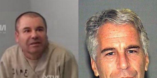 """La cárcel donde se suicidó el millonario y pervertido Epstein fue una """"tortura"""" para El Chapo"""
