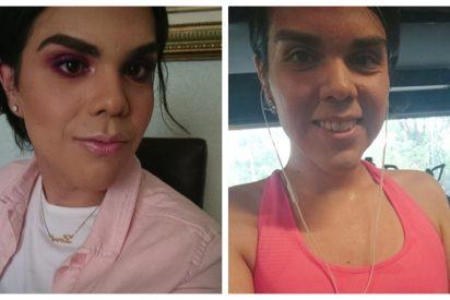 Obligan a una mujer transgénero a usar el vestidor para discapacitados en un gimnasio de México