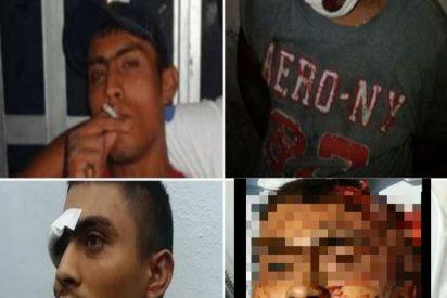 Con una sonrisa de oreja a oreja: Así quedó el cuerpo del líder de Los Zetas asesinado por los sicarios
