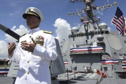 """El Comando Sur de EEUU ante el llamado chavista a buques de guerra ruso: """"Estamos listos para hacer lo que sea preciso en Venezuela"""""""