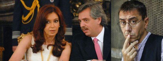 """Monedero apoya al 'títere' de Cristina Kirchner en las elecciones argentinas y los 'pibes' responden: """"Besa violentos y lame-ojetes de asesinos"""""""