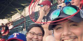 La respuesta de los Texas Rangers ante un acto de discriminación en su estadio