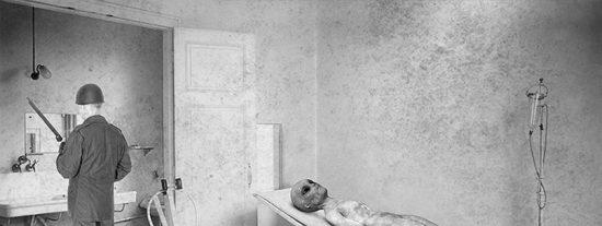 Autopsia a un alienígena: los extraterrestres de Roswell