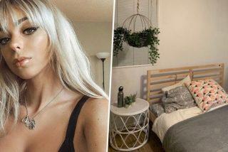 Envía una foto de su habitación y su madre descubre su oculto fetichismo